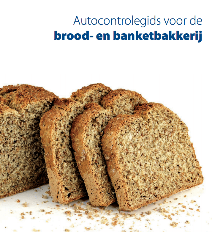 cover of gide for the belgian bakkers